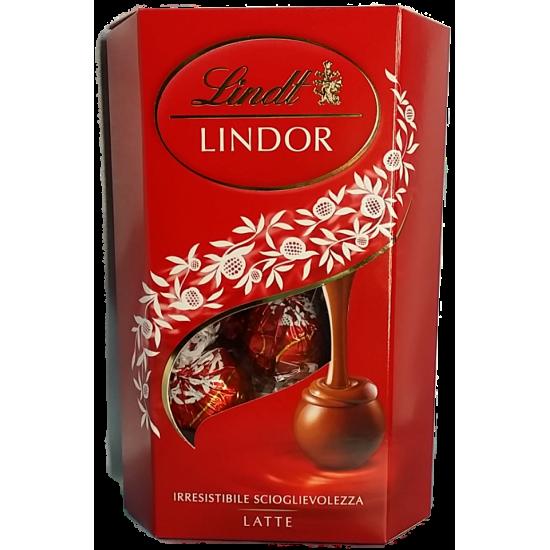 Lindt Chocolate Lindor Milk Chocolate