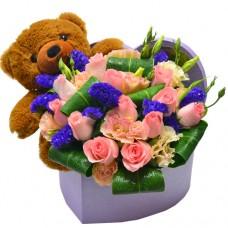Teddy Bear in Your Heart