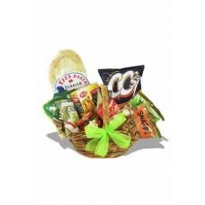 Choc Nut Basket