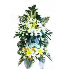 Sympathy Flowers arrangement 4